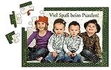 Bild-Kartonpuzzle