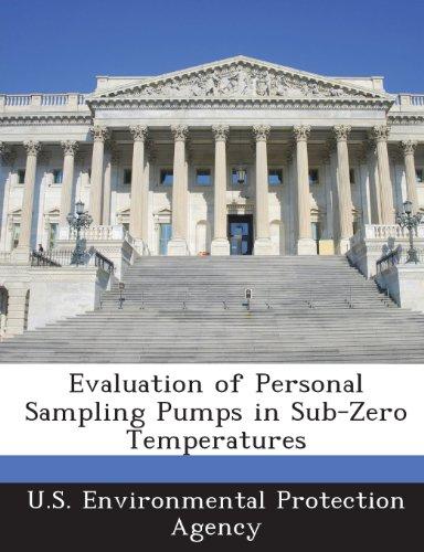 Evaluation of Personal Sampling Pumps in Sub-Zero Temperatures -