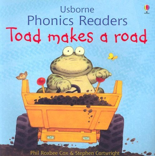 Toad Makes a Road (Easy Words to Read) by Jenny Tyler (2006-12-02)