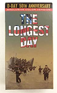 Longest Day, The 50th Anniversary Commemorative Limited Edition Box Set [VHS] [Import anglais]