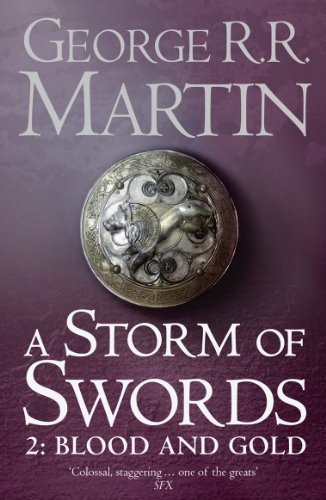 Used, A Storm of Swords, Part 2: Blood and Gold (A Song of for sale  Delivered anywhere in UK