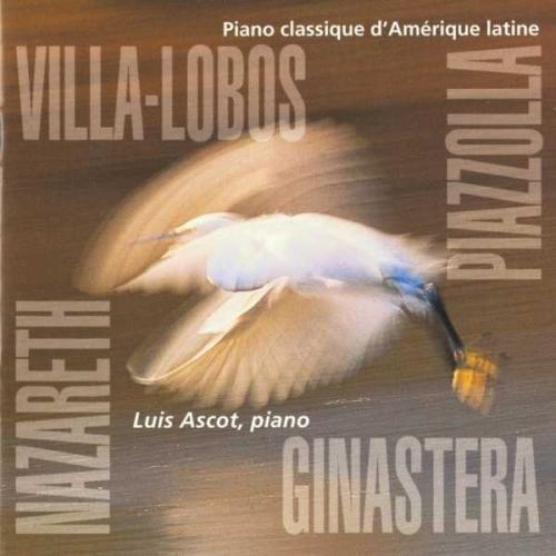 Lateinamerikanische Klaviermus