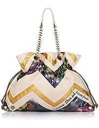 "Borsa Donna Shopping Shake Bag ""Storie"" | Le Pandorine | PE18DAM02172-Paillettes"