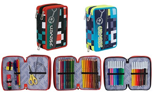 Estuche Triple Bundle Boy Seven