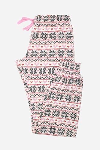 Disney 28 Damen Schlafanzug Beige