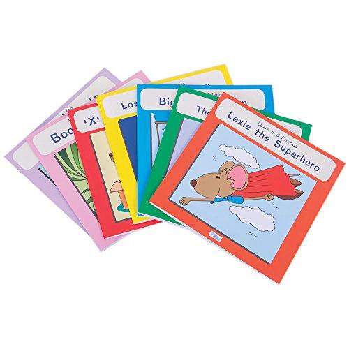Lexie Mouse and Friends (Lexie & Friends) (Färbung Bücher Für Jungen)