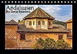 Andalusien - Die Seele Spaniens (Tischkalender 2018 DIN A5 quer): Eine Reise durch die schönste Region Spaniens. (Monatskalender, 14 Seiten ) ... [Kalender] [Apr 01, 2017] Konietzny, Thomas - Thomas Konietzny