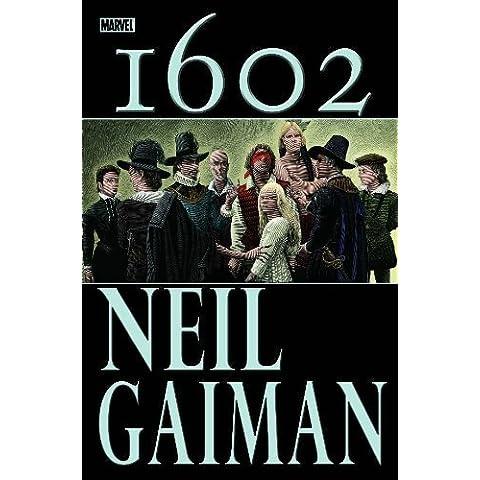 Marvel 1602 HC Gaiman Cover (Oversized) by Neil Gaiman (2007-03-07)