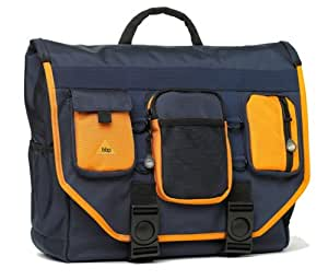 Bbp Hamptons Abyss Hybrid Messenger Backpack Laptop Bag Blue Tango Medium Amazon In Computers Accessories