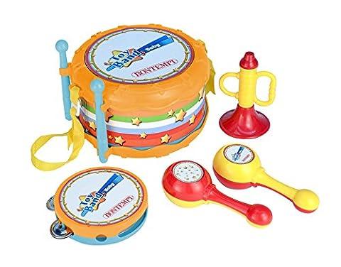Bontempi–601025–Musik-Set Baby