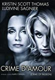 Crime D'Amour [Import USA Zone 1]