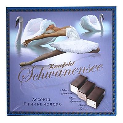 """Dovgan Schaumzuckerware """"Vogelmilch"""", 7er Pack (7 x 250 g)"""