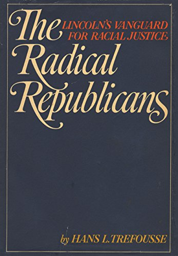 The Radical Republicans (Knöpfe Bürgerkrieg)