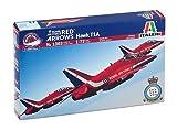 Italeri 510001303 - 1:72 Hawk T1A Red Arrows, Düsenjet