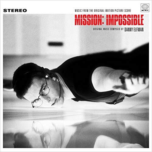 Mission Impossible (180g 2lp) [Vinyl LP]