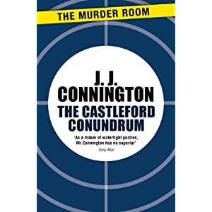The Castleford Conundrum (Murder Room)