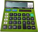 #6: Calculator CT-512-GREEN-MASTERO