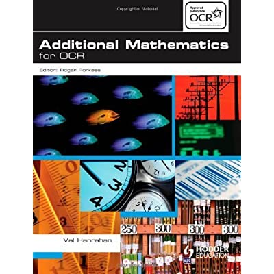 Gil Franny: Read Additional Mathematics For Ocr By Val Hanrahan