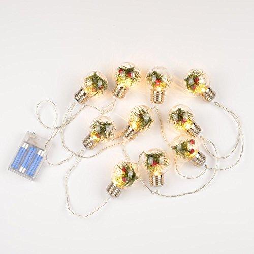 Guirnalda de Navidad bombillas