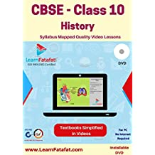 LearnFatafat CBSE Class 10 History Video Lectures