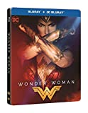 Wonder Woman 3D + 2D Steelbook Blu Ray