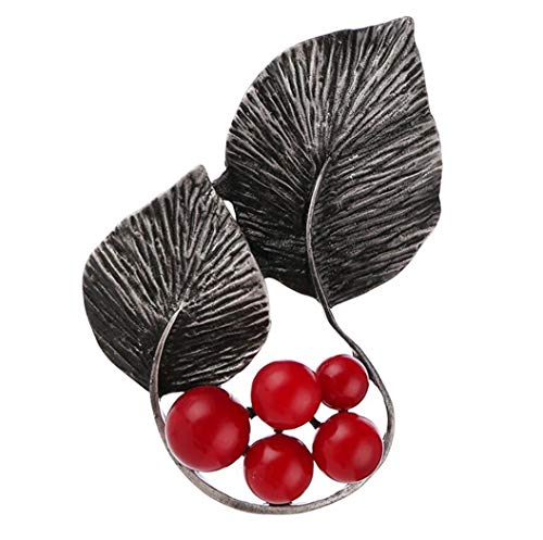 shunlidas Dekorationen Windlicht Geschenke Great Red Pearl Restaurierungspalast Alte Syrah Brocade Zubehör Brocade Pearl