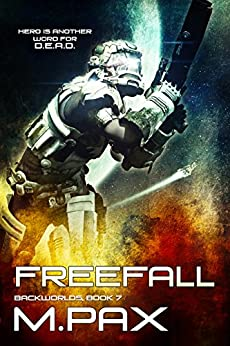 FreeFall (The Backworlds Book 7) (English Edition) di [Pax, M.]