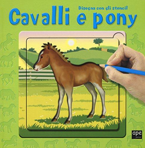 cavalli-e-pony-disegna-con-gli-stencil