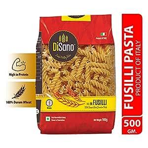 Disano Fusilli Durum Wheat Pasta, 500g