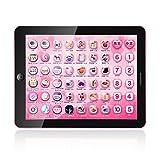 mxdmai Los niños táctil Tablet Pad máquina de Aprendizaje de máquina de Lectura Educación...