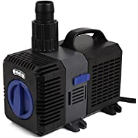 Speed Super Eco Pompe de bassin, pompe à filtre, basse consommation, pompe à eau bassin koï, pompe ruisseau (3000–10000l/h) 3000L/H
