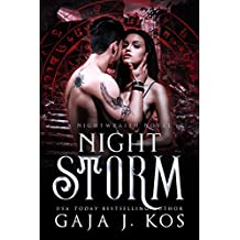 Nightstorm (Nightwraith Book 3)