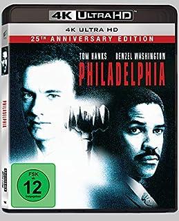 Philadelphia [4K Ultra HD] [Blu-ray]
