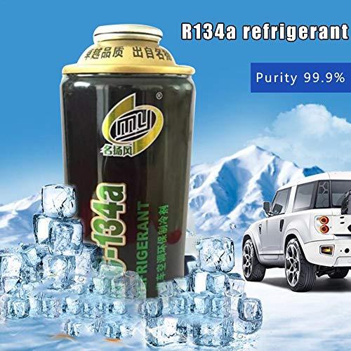 ningxiao586 300ml Auto Klimaanlage Klimaanlage Nachfüllen Nachfüllen Regas