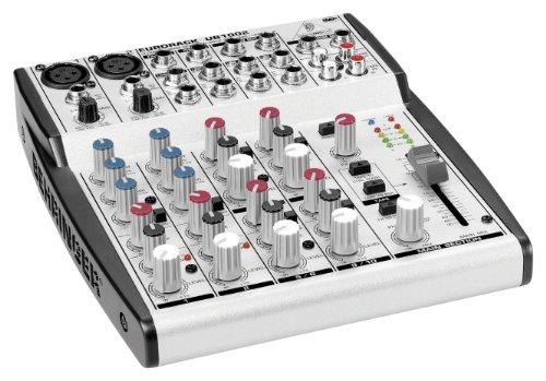Behringer EURORACK UB1002 Mixer