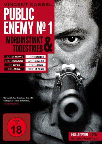 Bild von Public Enemy No. 1 - Mordinstinkt & Todestrieb [2 DVDs]