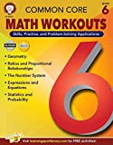 [(Common Core Math Workouts, Grade 6)] [By (author) Karice Mace ] published on (January, 2014)