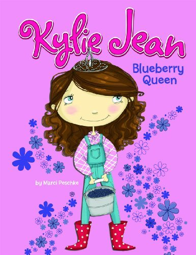 Blueberry Queen (Kylie Jean) by Marci Peschke (2011-02-01) par Marci Peschke
