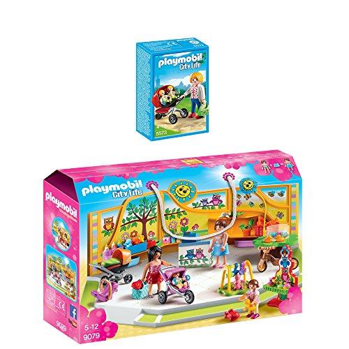 Playmobil city life er set