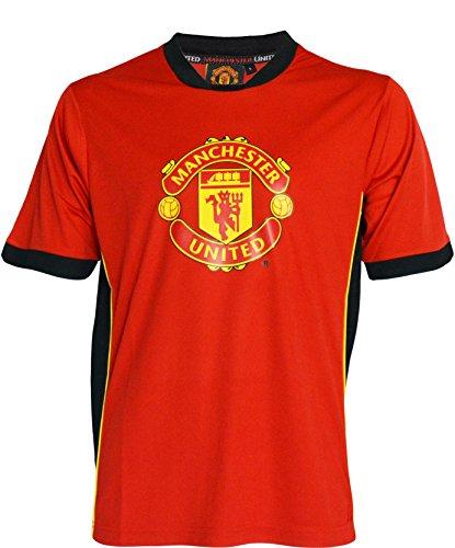 Manchester United FC Herren-Trikot, offizielle Kollektion S rot