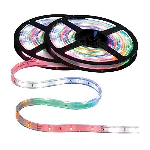 Paulmann WaterLED 7,5m LED-Stripe-Set Multicolor für Den Aussenbereich | 704.14
