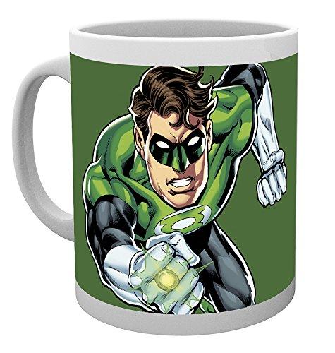 GB Eye Justice League Green Lantern DC Comics Becher, Mehrfarbig