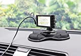 GPS Dashboard Mount, Portable Friction Mount for Garmin 700/600/300/200 Series and for New Nuvi Series