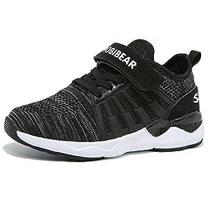 Turnschuhe Kinder Hallenschuhe Jungen Sportschuhe Mädchen Laufschuhe Sneaker Outdoor für Unisex-Kinder