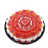 Fruchtgummi Torte - Love 22 cm