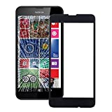 Display Glas Frontglas für Nokia Lumia 630 635 Austausch Ersatz Display Touch Scheibe Screen Schwarz