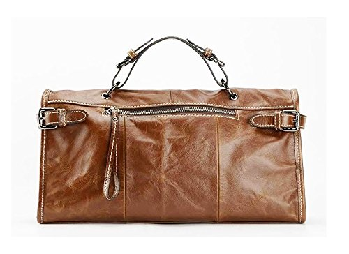 GetThatBag® Sasha Cuoio genuino delle donne Taylor borsa - Metallizzato Beige / Grey Metallic / Verde / Tan Brown / Talpa / Brown / Embossed Brown / Metallic Blue / Red Wine / esercito verde / verde Brown