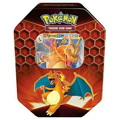 Pokémon POK80481-6 TCG: Caja de latas Ocultas (una al Azar), Colores Variados de Pokémon