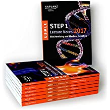 USMLE Step 1 Lecture Notes 2017: 7-Book Set