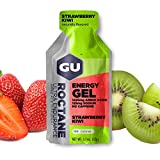 GU Energy Labs Roctane Ultra Endurance Energy Gel Strawberry Kiwi 24 pckts